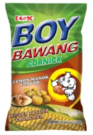 Boy Bawang Gefrituurde Maïs Lechon Manok Smaak 100g