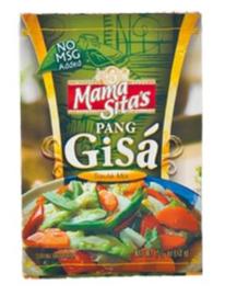 Mama Sita's Smaakverfijner voor Pang Gisa 10g