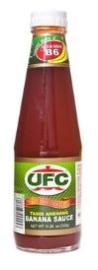 UFC Bananensaus 320g