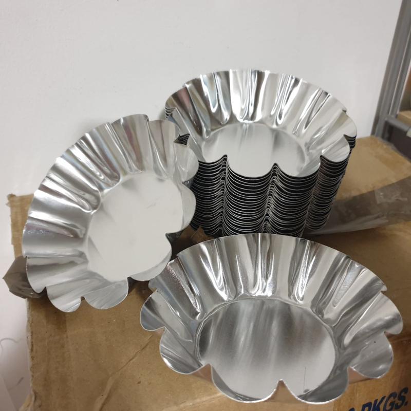 Ensaymada mold 5 inch 13cm 1stuk