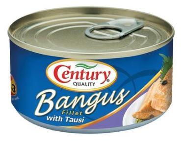 Century Melkvisfilet met Zwarte Bonen (Bangus) 184g