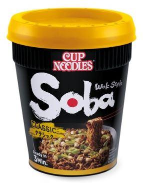 Soba Noedels Classic 90g Nissin