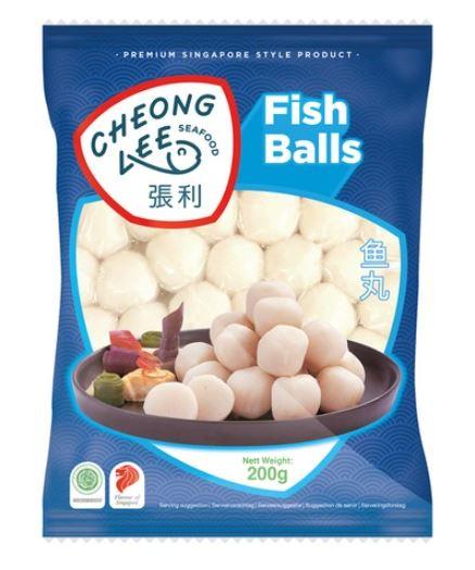 Cheong Lee Seafood Visballen 200g