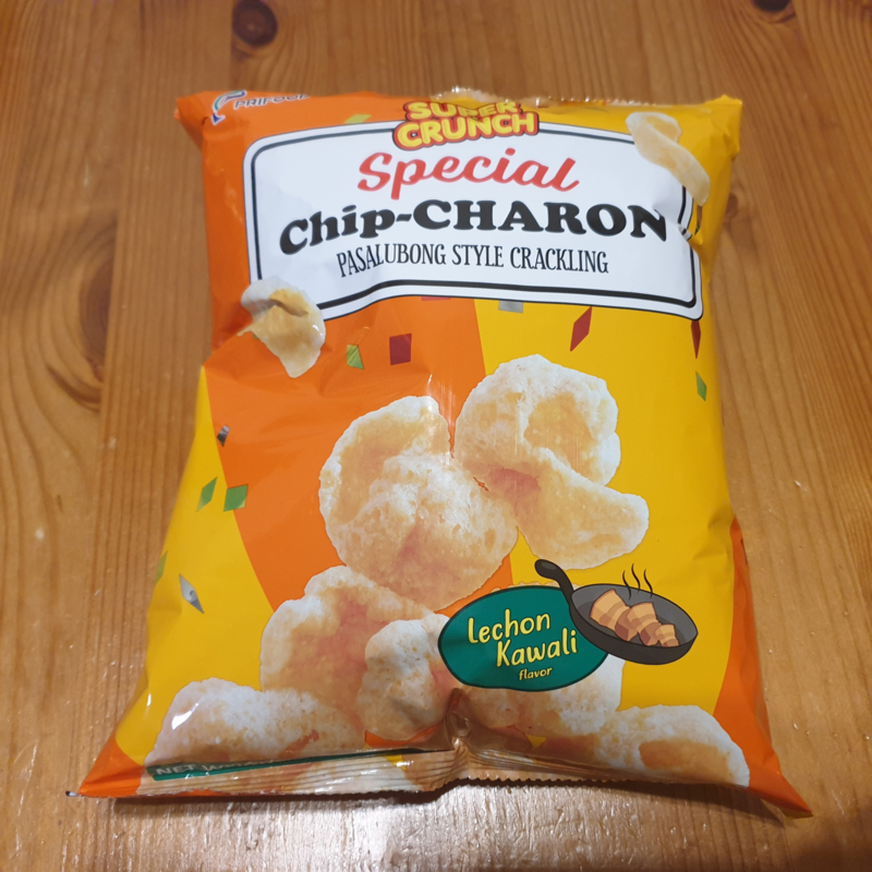 PriFood Chip-Charon Lechon Kawali 90g
