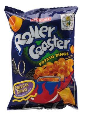 Jack n Jill Roller Coaster Kaas-Chipsringen 85g