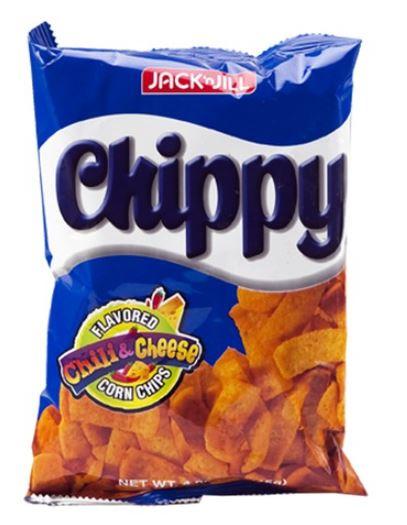Jack n Jill Chippy Chili&Cheese  110g