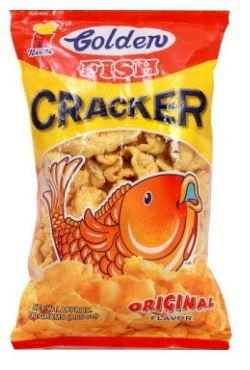 Golden Fish Crakers 100g