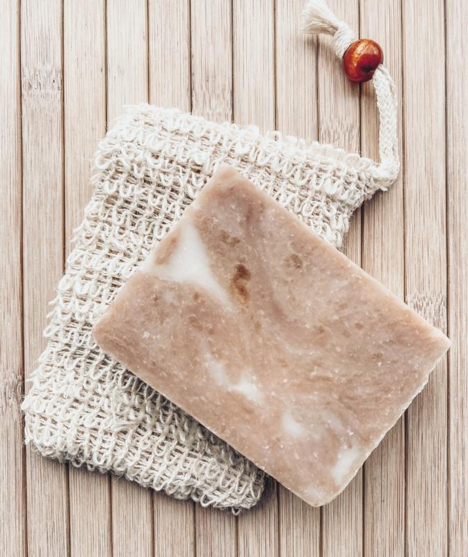 Honing shampoo bar