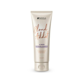Indola Innova Blond Addict Ice Shampoo 250ml