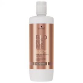 Schwarzkopf BM Detox Sys Purifying Shampoo 1L