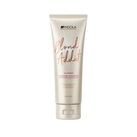 Indola Innova Blond Addict Pink Shampoo 250ml