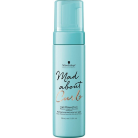 Schwarzkopf MA Curls Light Whipped Cream 150ml
