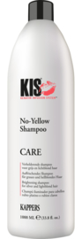 Kis No-Yellow Shampoo 1000 ml