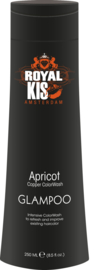 Royal Kis Glamwash Apricot (copper) 250ml