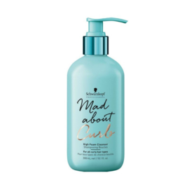 Schwarzkopf MA Curls High Foam Cleanser 1000ml