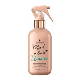 Schwarzkopf MA Waves Light Spray Conditioner 250ml