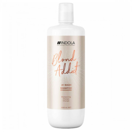 Indola Innova Blond Addict Shampoo 1000ml