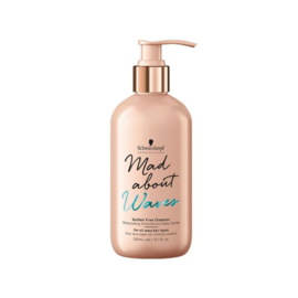 Schwarzkopf MA Waves Sulfate-Free Cleanser 300ml