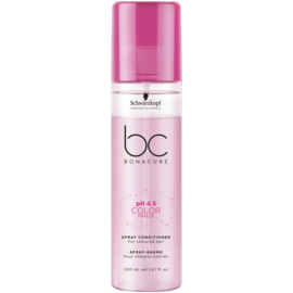 Schwarzkopf BC pH4.5 CF Spray Conditioner 200ml