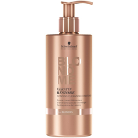 Schwarzkopf BM Cleansing Conditioner All 500ml