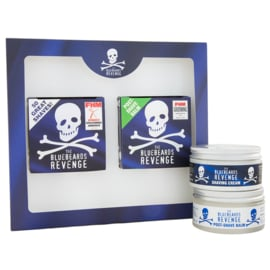 BlueBeards Scheercrème & Post Shave Balm Set
