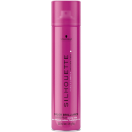 Silhouette Hairspray Color Brilliance