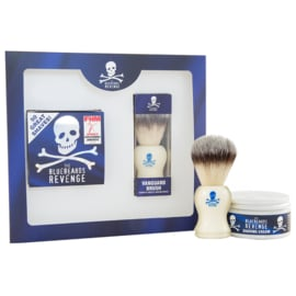 BlueBeards Shaving Cream & Vanguard Brush Kit