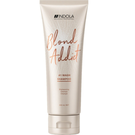 Indola Innova Blond Addict Shampoo 250ml