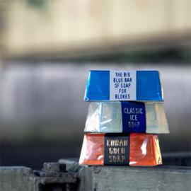 BlueBeards Soap Stack
