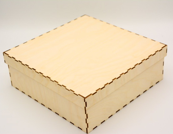 Houten doos
