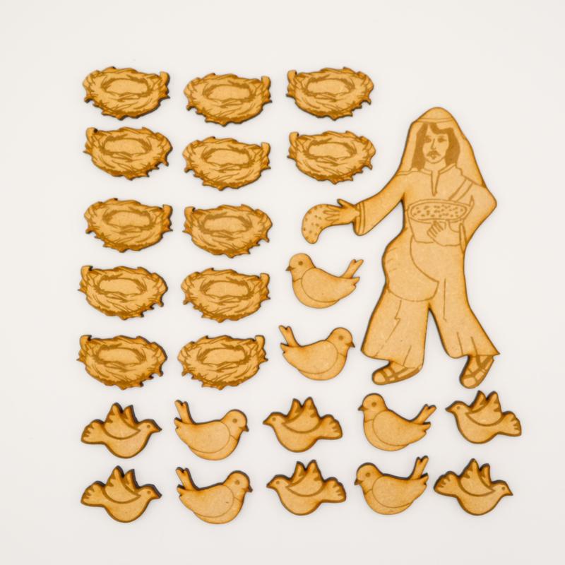Parabel van het mosterdzaadje