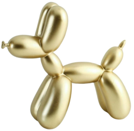 BALLOON DOG GOLD