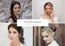 12-09-2021 Bruidsvisagie Herkenbosch (Nl)