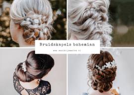 21-09-2021 Bruidskapsels Bohemien Herkenbosch (Nl) Avondtraining
