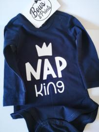 Romper met nap king