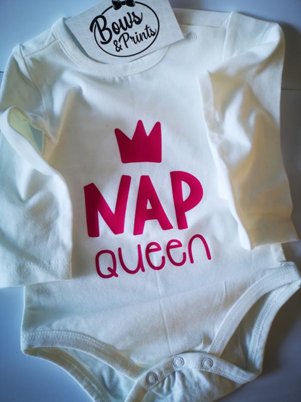 Romper Nap Queen