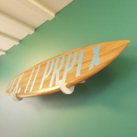 | Surfboard rek | wit |