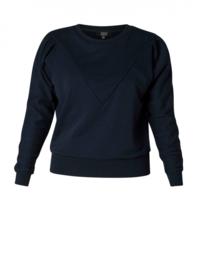 Ivy beau Sweater navy