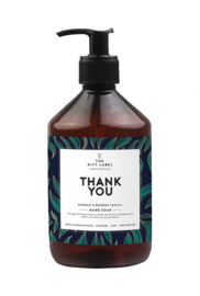 HAND SOAP - THANK YOU