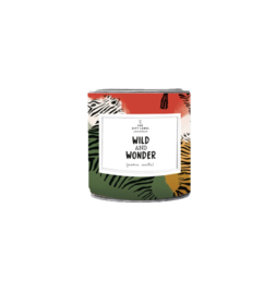 CANDLE SMALL - WILD AND WONDER
