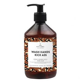 HAND SOAP - WASH HANDS KICK ASS