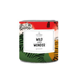 CANDLE BIG - WILD AND WONDER
