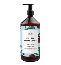 BODY LOTION - FILLED WITH LOVE
