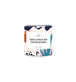 CANDLE SMALL - TAKE A WALK ON THE WILD SIDE