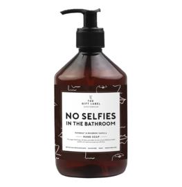 HANDZEEP - NO SELFIES IN THE BATHROOM