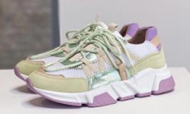 LOS ANGELES - Sneakers - Mint / Lila