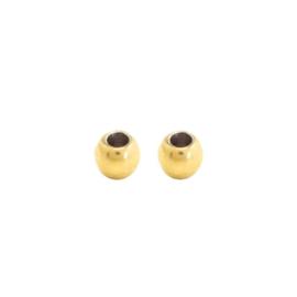 Oorbellen paar hangers | BOL LOS goud