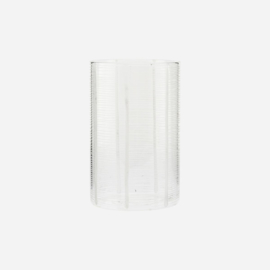 Tealight holder, North, Clear