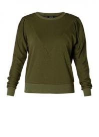 Ivy beau sweater olive