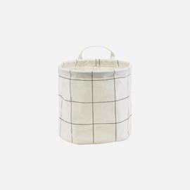 Storage, Squares, Black/White